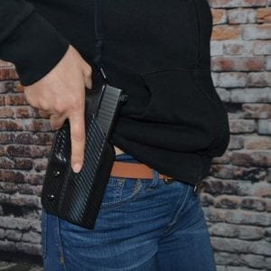 Rigid Paddle Holsters