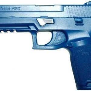 Blue Gun Pistols