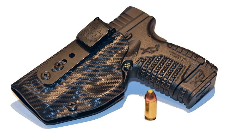 Laser Model Protector Plus Rigid Concealed Holster with UltiClip