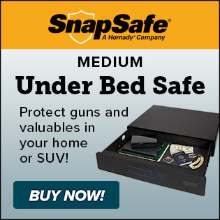 SnapSafe Underbed Medium